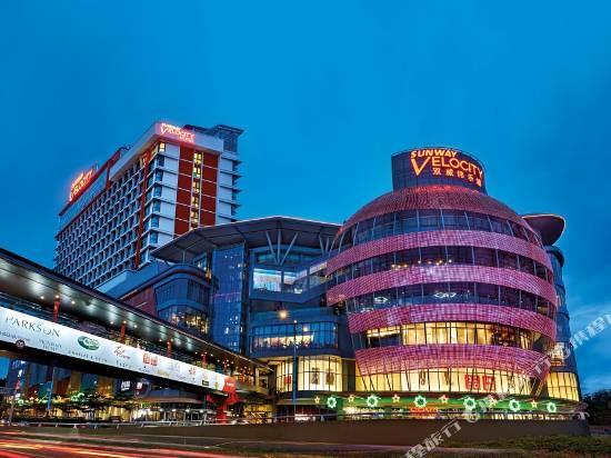 吉隆坡雙威偉樂酒店
