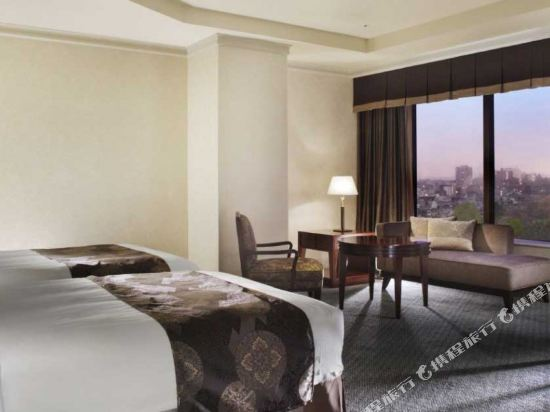 東京椿山莊大酒店(Hotel Chinzanso Tokyo)園景古典豪華現代_經典