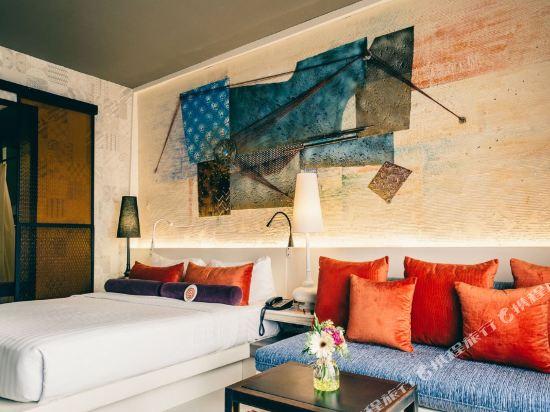 曼谷暹羅名家設計酒店(Siam@Siam Design Hotel Bangkok)俱樂部房