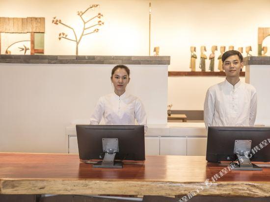 喜悅門酒店(佛山樂從傢俱城店)(Ceramik Hotel (Foshan Lecong Furniture City))公共區域