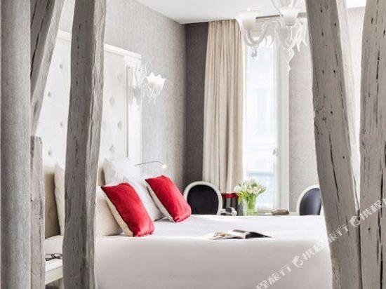 歌劇院鑽石阿爾巴宅邸酒店 - 貝斯特韋斯特頂級精選(Hotel Opera Diamond, BW Premier Collection)精緻套房
