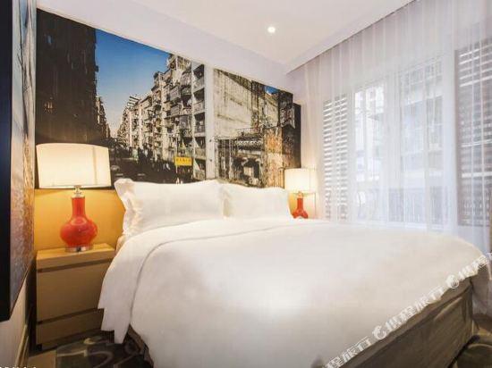 澳門卡爾酒店(Caravel Hotel)標準大床房