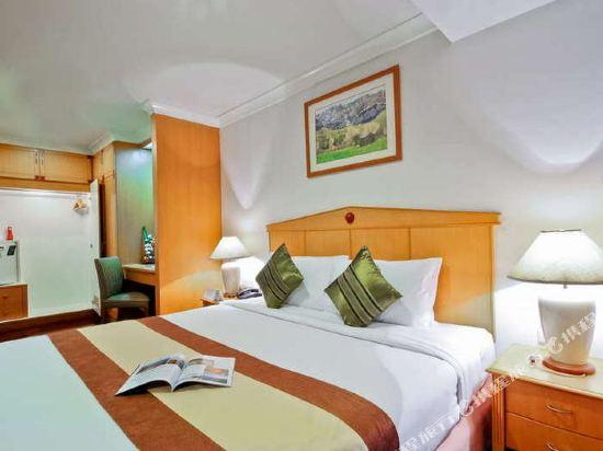 曼谷海軍上將套房酒店(Admiral Suites Bangkok)行政套房