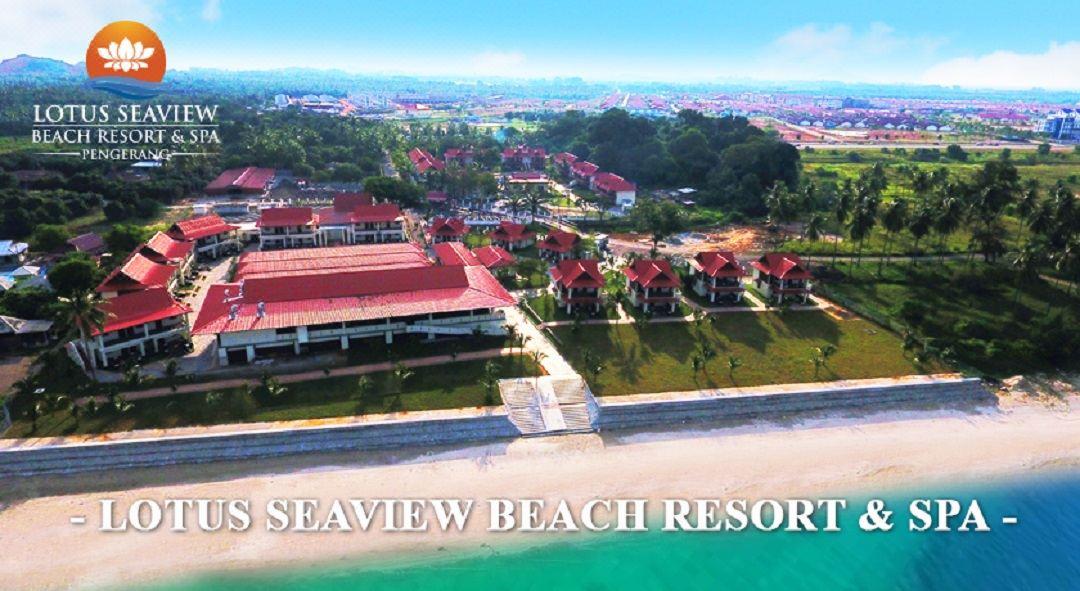 Lotus Seaview Beach Resort & Spa Pengerang Johor Bahru