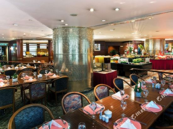 香港君怡酒店(The Kimberley Hotel)餐廳