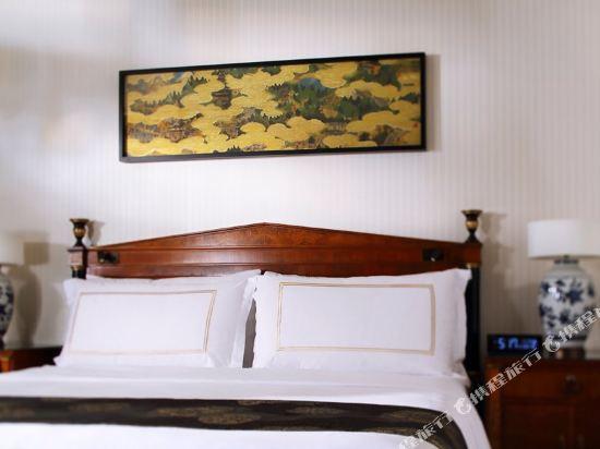 東京椿山莊大酒店(Hotel Chinzanso Tokyo)園景尊貴特大房(帶水療)