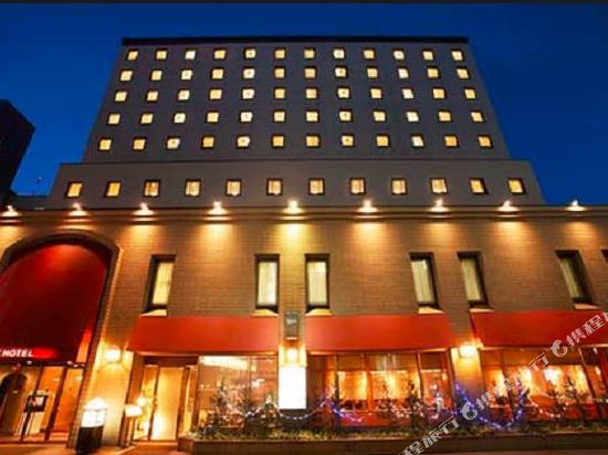 札幌站前Nest酒店(Nest Hotel Sapporo Ekimae)外觀