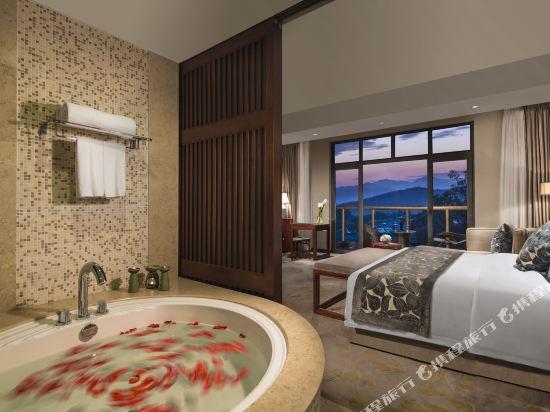 溧陽天目湖御水温泉度假酒店(Yu Shui Hot Spring Hotel)豪華大床房