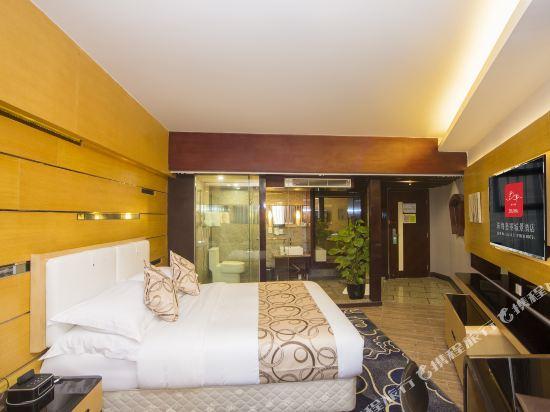 珠海嘉麗城景酒店(Jia Li City View Hotel)標準大床房