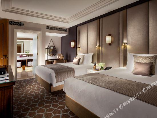 澳門巴黎人酒店(The Parisian Macao)里昂雙床套房