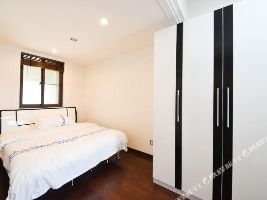 富米國際公寓(珠海華髮商都店)(Fumi Apartment Hotel (Zhuhai Huafa Mall))富里複式兩房兩床套房