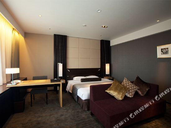 札幌京王廣場飯店(Keio Plaza Hotel Sapporo)奢華大床房