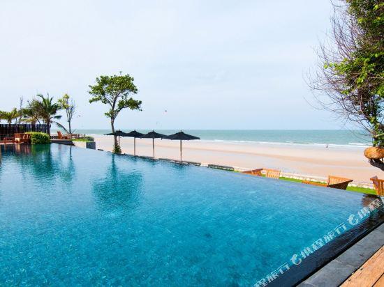 美憬閣索菲特華欣V別墅酒店(V Villas Hua Hin - MGallery by Sofitel)室外游泳池