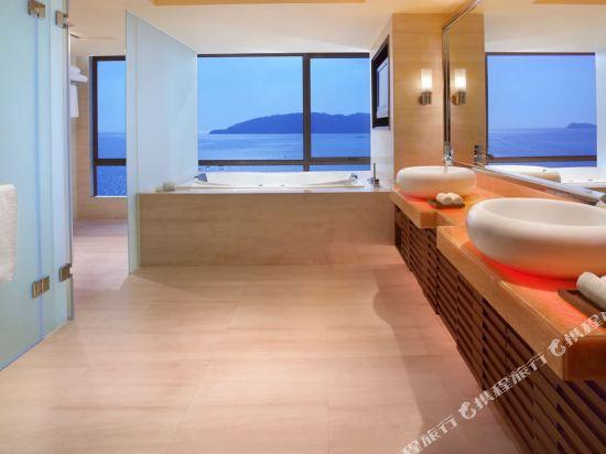 京那巴魯凱悅酒店(Hyatt Regency Kinabalu)總統套房