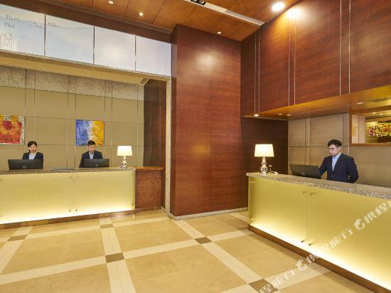 香港悅品海景酒店(原觀塘麗東酒店)(Hotel COZI Harbour View)公共區域