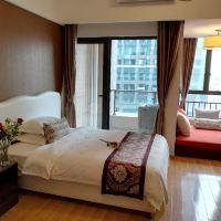 廣州香頌酒店公寓(科學城綠地中央廣場店)酒店預訂