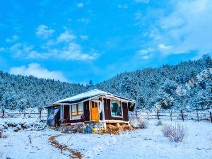 香格里拉仁安山谷270度帳篷莊園