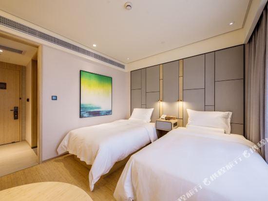 全季酒店(上海外灘金陵東路店)(Ji Hotel (Shanghai The Bund Jinling East Road))零壓-雙床房