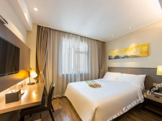 如家精選酒店(昆明翠湖店)(Home Inn Plus (Kunming Cuihu))精選大床房