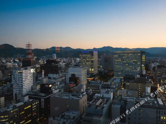札幌ANA皇冠假日酒店(ANA CROWNE PLAZA SAPPORO)眺望遠景