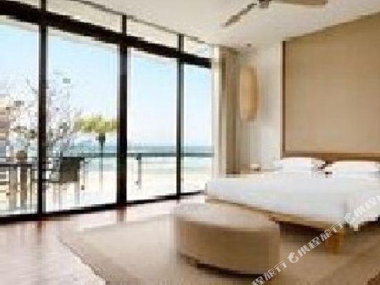 峴港凱悅麗晶渡假村及水療中心(Hyatt Regency Danang Resort and Spa)海景凱悅俱樂部房