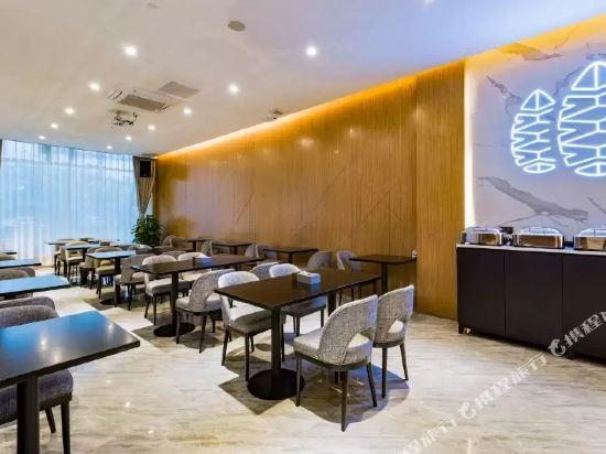 維也納斯酒店·精選(廣州新白雲國際機場店)(Wei Ye Na Si & Hotel (Guangzhou New Baiyun International Airport))餐廳