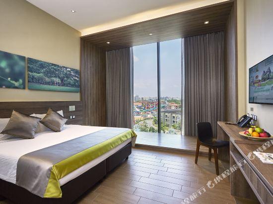 新加坡城東樂怡渡假村(D'Resort @ Downtown East Singapore)標準房
