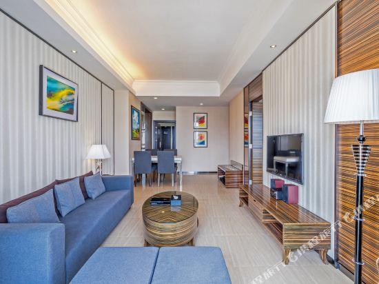 中山寰星度假公寓(Starr Holiday Apartment)伯爵套房(一房一廳)