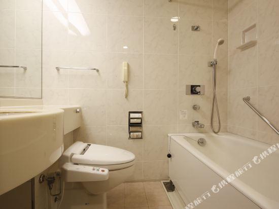 京阪環球塔酒店(Hotel Keihan Universal Tower)塔樓休閒雙床房