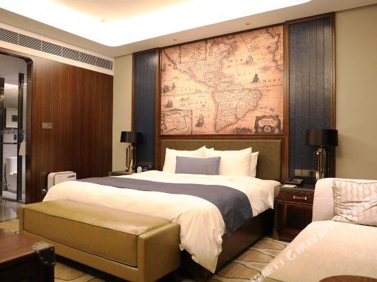 常州環球港郵輪酒店(Global Harbor Cruise Hotel)行政大床房