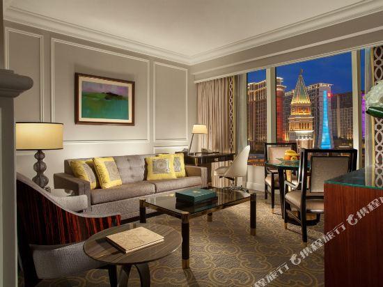 澳門威尼斯人-度假村-酒店(The Venetian Macao Resort Hotel)豪華皇室大床套房