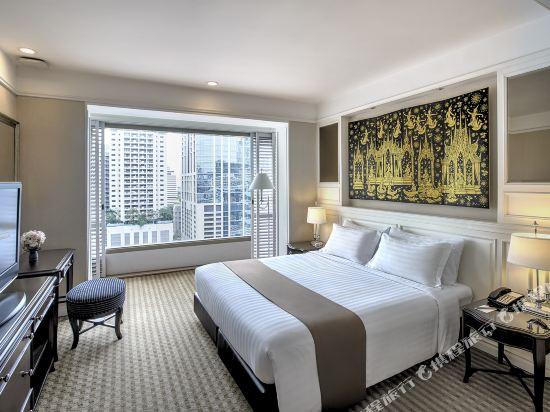 曼谷拉查丹利中心酒店(Grande Centre Point Hotel Ratchadamri Bangkok)行政套房