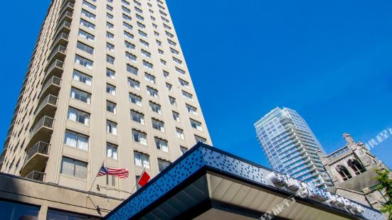 Century Plaza Hotel & Spa Vancouver