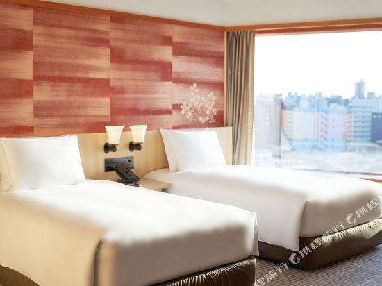 東京目黒雅敍園(Hotel Gajoen Tokyo)和洋式房B