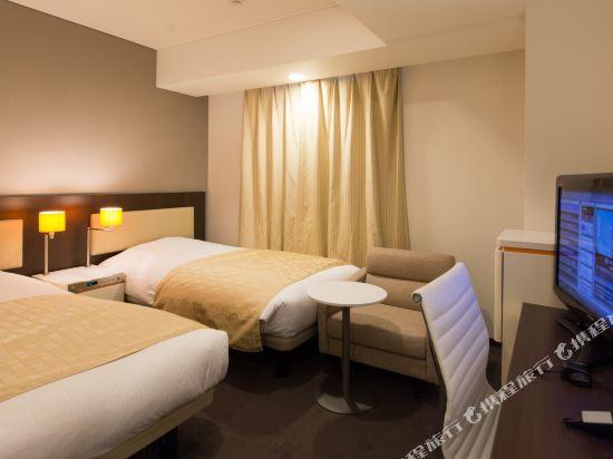 格拉斯麗札幌酒店(Hotel Gracery Sapporo)標準雙床房A