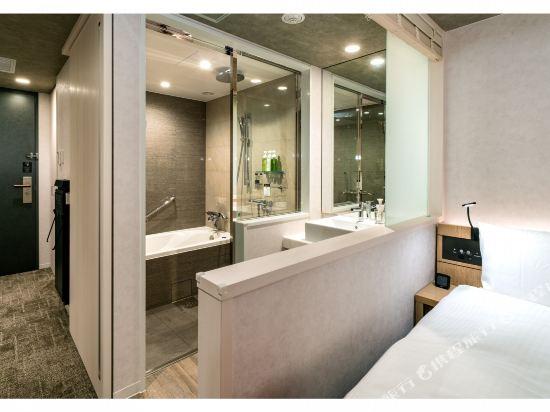 東京有明大和ROYNET酒店(Daiwa Roynet Hotel Tokyo Ariake)高級雙床房