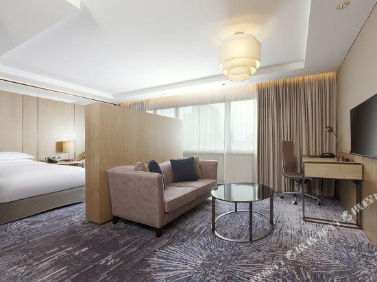 台北喜來登大飯店(Sheraton Grand Taipei Hotel)行政主管客房