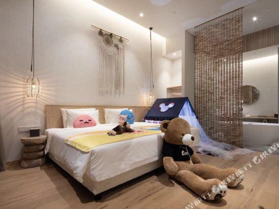 上海浦東機場江鎮亞朵S酒店(Atour S Hotel Shanghai Pudong Airport)親子主題房