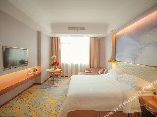 維納斯皇家酒店(東莞可園店)(Venus Royal Hotel (Dongguan Keyuan))豪華大床房