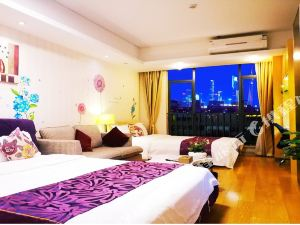 廣州鉑晶·合生廣場酒店公寓(Bojing•Hopson Plaza Apartment Hotel)