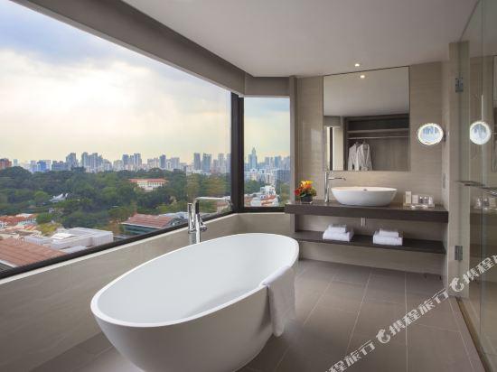新加坡卡爾登酒店(Carlton Hotel Singapore)一室房