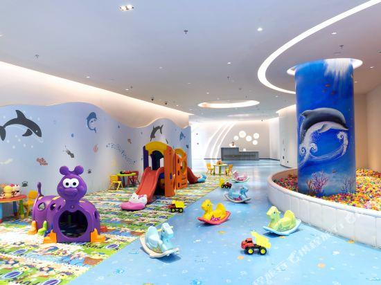 深圳佳兆業萬豪酒店(Shenzhen Marriott Hotel Golden Bay)兒童樂園/兒童俱樂部