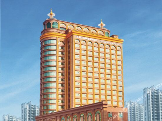 Yueda Financial City International Hotel