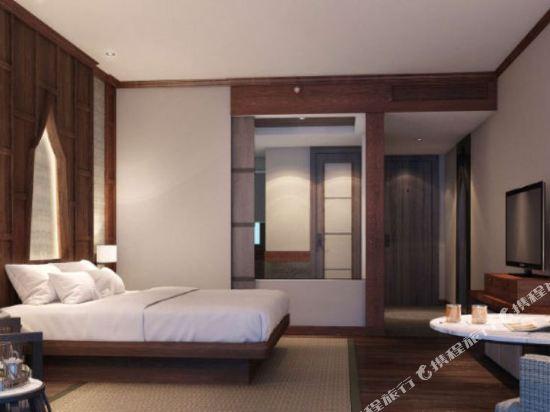 普吉島萬豪奈陽海灘水療度假村(Phuket Marriott Resort and Spa, Nai Yang Beach)至尊泳池景觀房