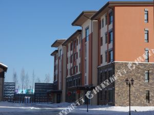 長白山天池雪度假公寓