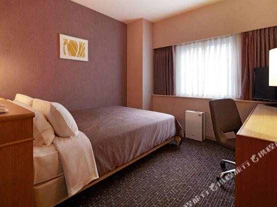 大阪新阪急酒店(Hotel New Hankyu Osaka)小間大床房