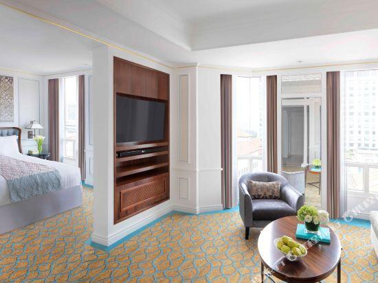 新加坡洲際酒店(InterContinental Singapore)尊貴套房