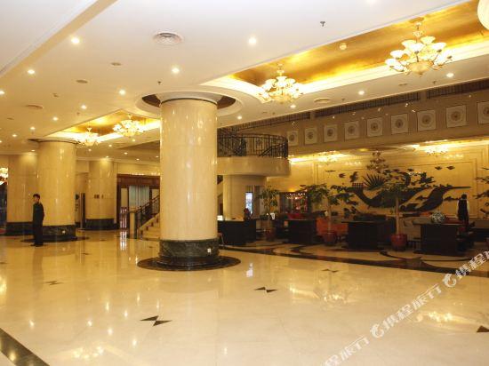 北京外國專家大廈(Foreign Experts Building)公共區域