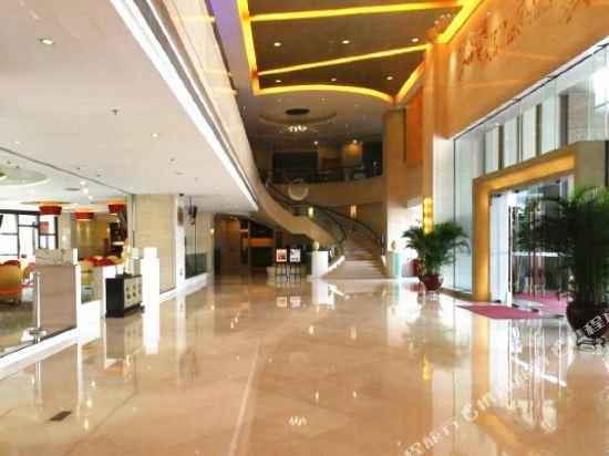 中山金鑽酒店(Golden Diamond Hotel)公共區域