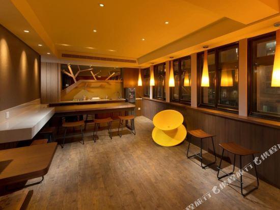 台北福泰桔子商務旅館-開封店(Forte Orange Hotel - Kaifeng)公共區域